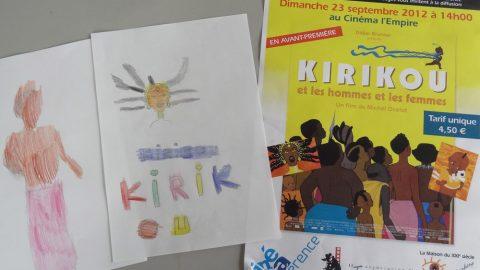 Ciné-ma différence : Romain se souvient de Kirikou !