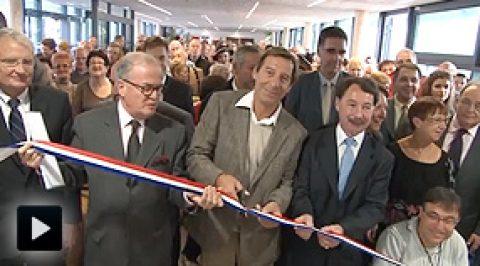 Mosaïque : Inauguration officielle en images