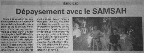 Samsah | Séjour à Center Parcs du 17 au 21 décembre