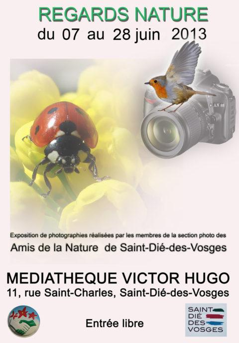 «Regards Nature» : Une exposition de photos des Amis de la Nature