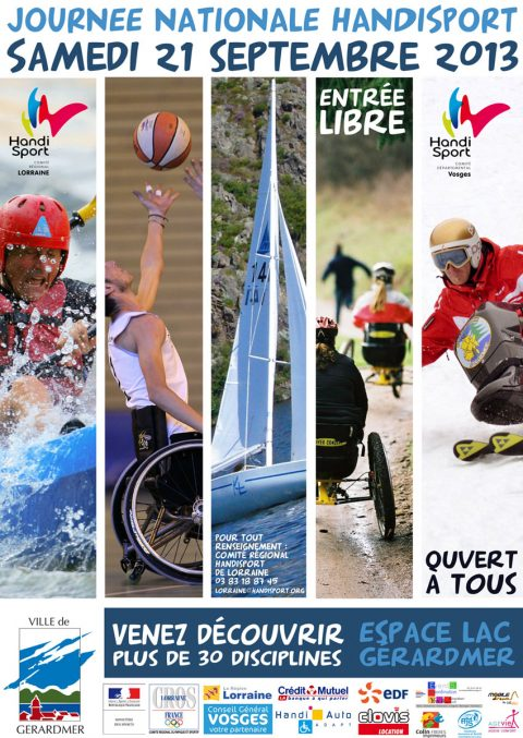 Journée Nationale Handisport 2013