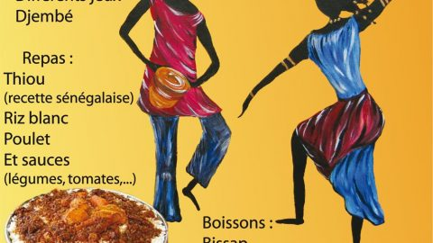 Repas dansant de l'association Wouro Allyson