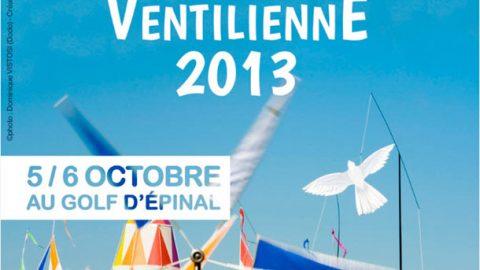 13éme festival de cerf-volants «La Ventilienne» du 5 et 6 octobre 2013