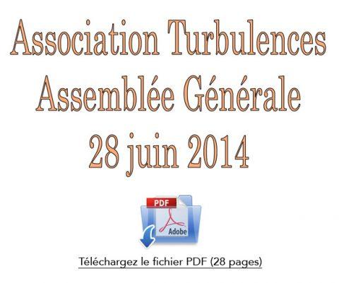 Synthèse de la prochaine Assemblée Générale du 28 juin 2014 – Format PDF