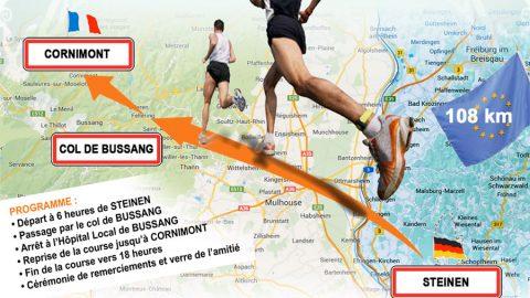 «Trail de l'Union» le 27 septembre 2014 : Promouvoir l'activité physique malgré le Handicap