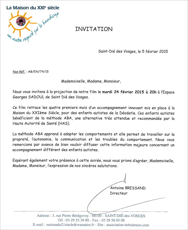 InvitationFilmABA