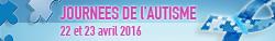 1 – Journées de l'autisme 2016