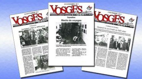 Articles de presse mis à jour