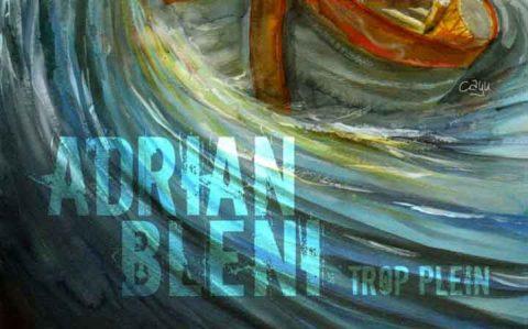 Concert d'Adrian Bléni le samedi 28 mai 2016 de 15h00 à 16h30 à Mosaïque