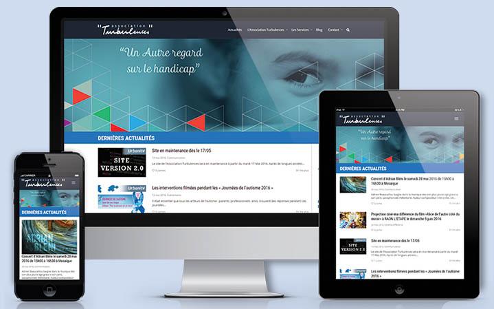 """Aperçu de l'article """"Site 2.0 disponible"""""""