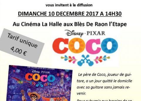 Ciné-Ma différence «COCO»